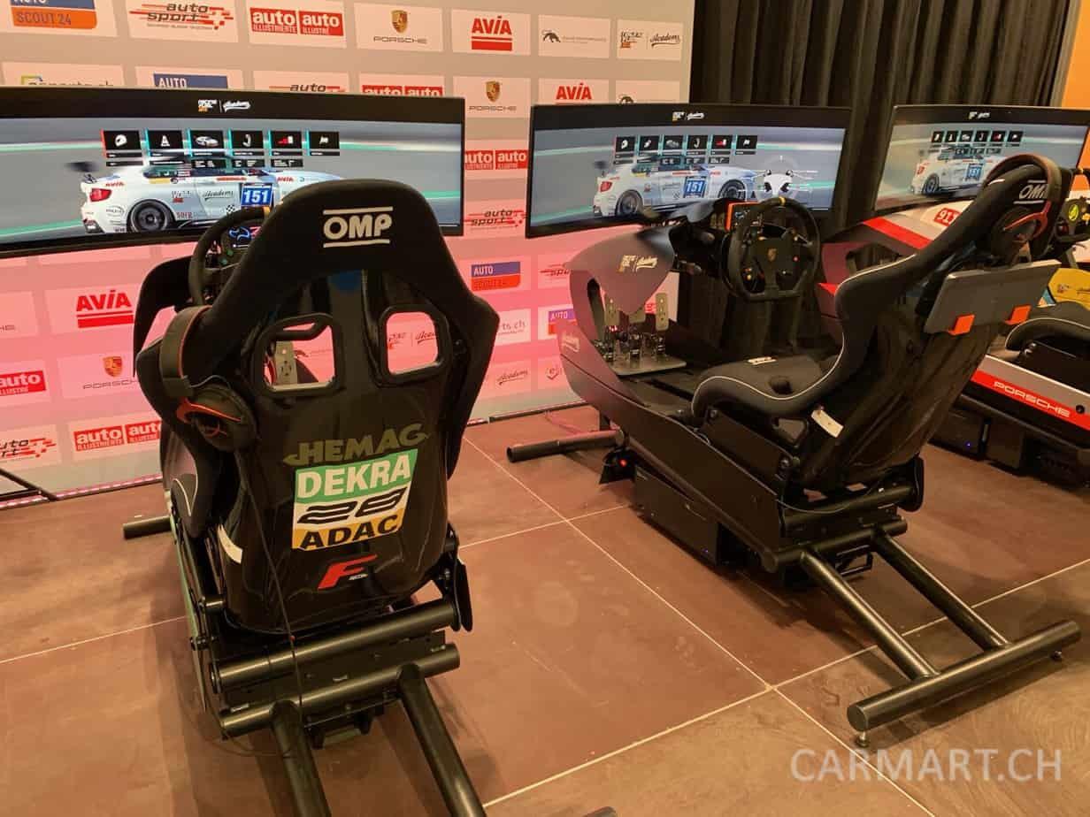 Sim-Racing von Racingfuel Academy