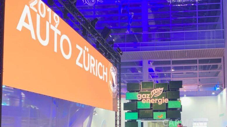 Auto Zürich 2019