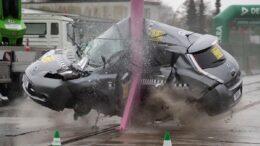 Serien-Elektrofahrzeuge bestätigen hohes Sicherheitsniveau!