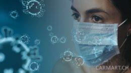 Coronavirus Masken