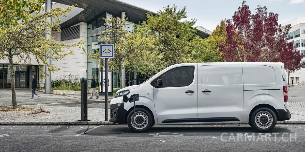 Citroën ë-Jumpy Elektrotransporter