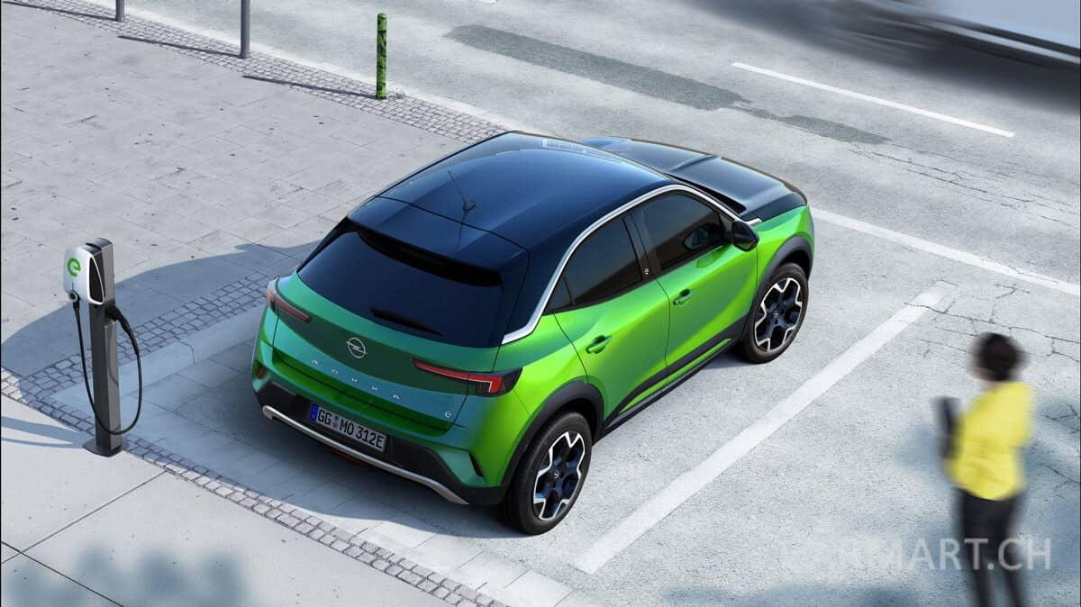 Opel Mokka 2020 Elektro