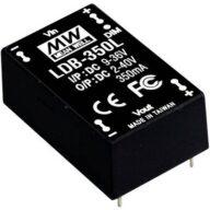 DC/DC-LED-Driver Mean Well LDB-600L 600 mA 18 W