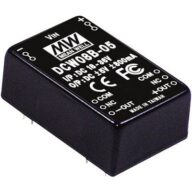 DC/DC-Wandler Mean Well DCW08A-12 335 mA