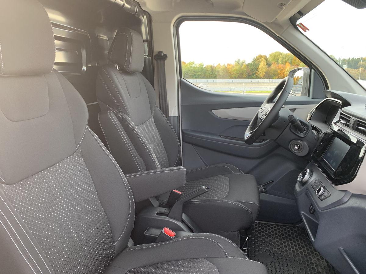 Innenraum / Sitze