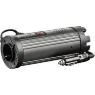 VOLTCRAFT Wandler MSW 150-12-G 150 W 12 V/DC - 230 V/AC Dosenform für Getränkehalter
