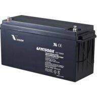 Vision Akkus FM-Serie 6FM150DX Solarakku 12 V 150 Ah Blei-Vlies (AGM) (B x H x T) 485 x 240 x 172 mm