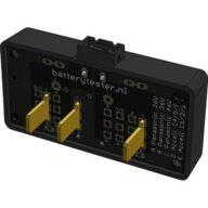 batterytester Smart-Adapter AT00064 Adapter-Kabel Passend für Panasonic 46,6 V Vollblut