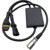 batterytester Smart-Adapter AT00094 Adapter-Kabel Passend für Sparta und Batavus 24 V