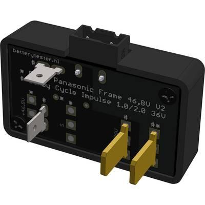 batterytester Smart-Adapter AT00116 Adapter-Kabel Passend für Impulse