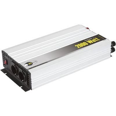 e-ast Wechselrichter HPL 2000-12 2000 W 12 V/DC - 230 V/AC