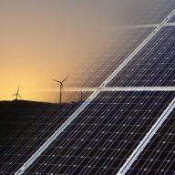 Solar- / Windenergie