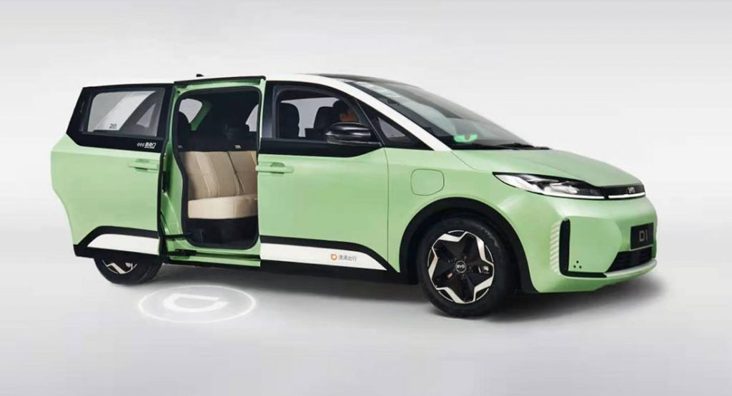 Didi D1 Electric Car Doors