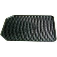 HP Autozubehör 16524 Fußschalenmatte Passend für: Universal Gummi (L x B x H) 55 x 45 x 4.5 cm Schwarz