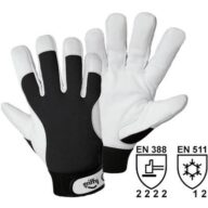 L+D Griffy 1707 Nappaleder Montagehandschuh Größe (Handschuhe): 10, XL EN 388 , EN 511 CAT II 1 Paar