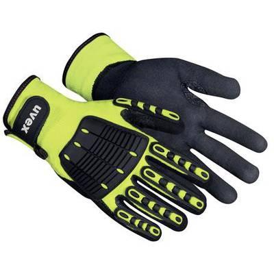 Uvex synexo impact 1 6059809 Schnittschutzhandschuh Größe (Handschuhe): 9 EN 388 1 Paar