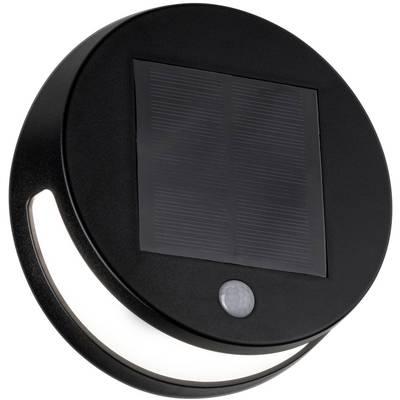 Paulmann 94265 Solar-Wandlampe 3 W Warmweiß Anthrazit