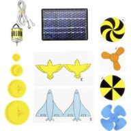 TRU COMPONENTS Solar Demoset Bulk