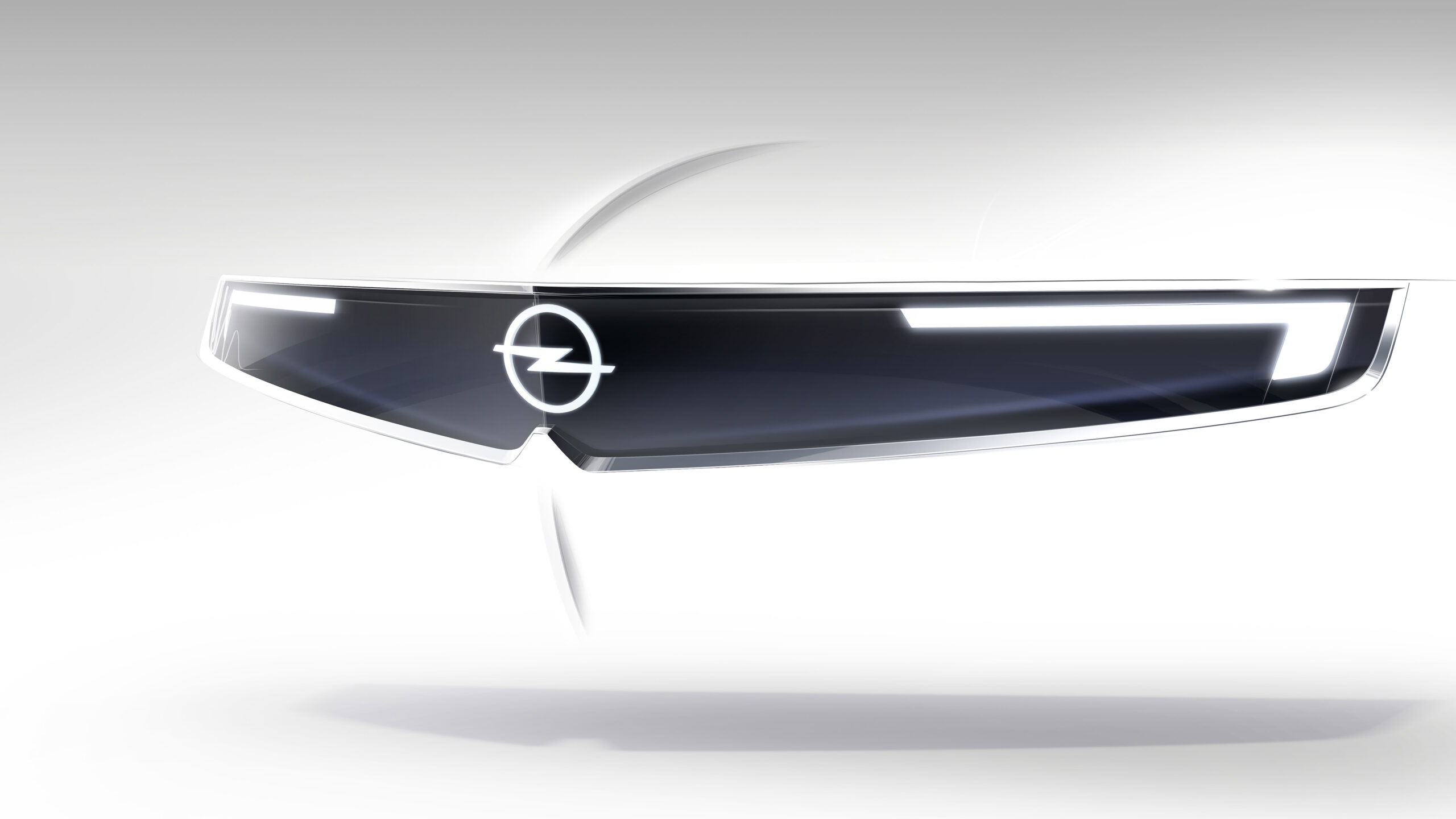 Opel-Vizor im Mokka