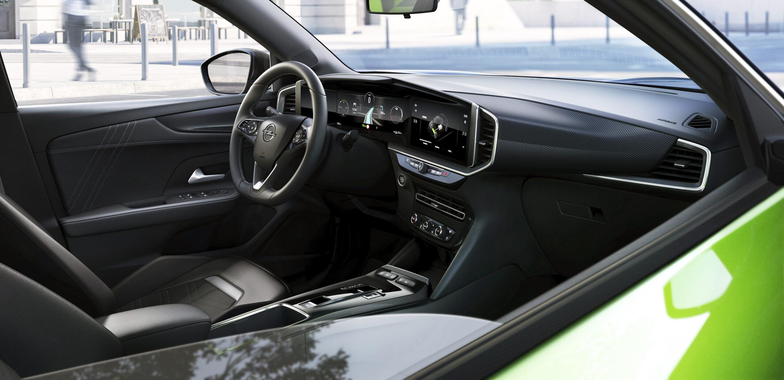 Opel Mokka Innenraum Design