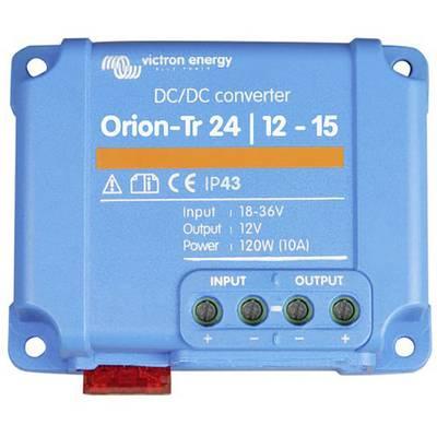 Victron Energy Orion-Tr 24/12-15 DC/DC-Wandler 24 V/DC - 12.5 V/DC/20 A 120 W