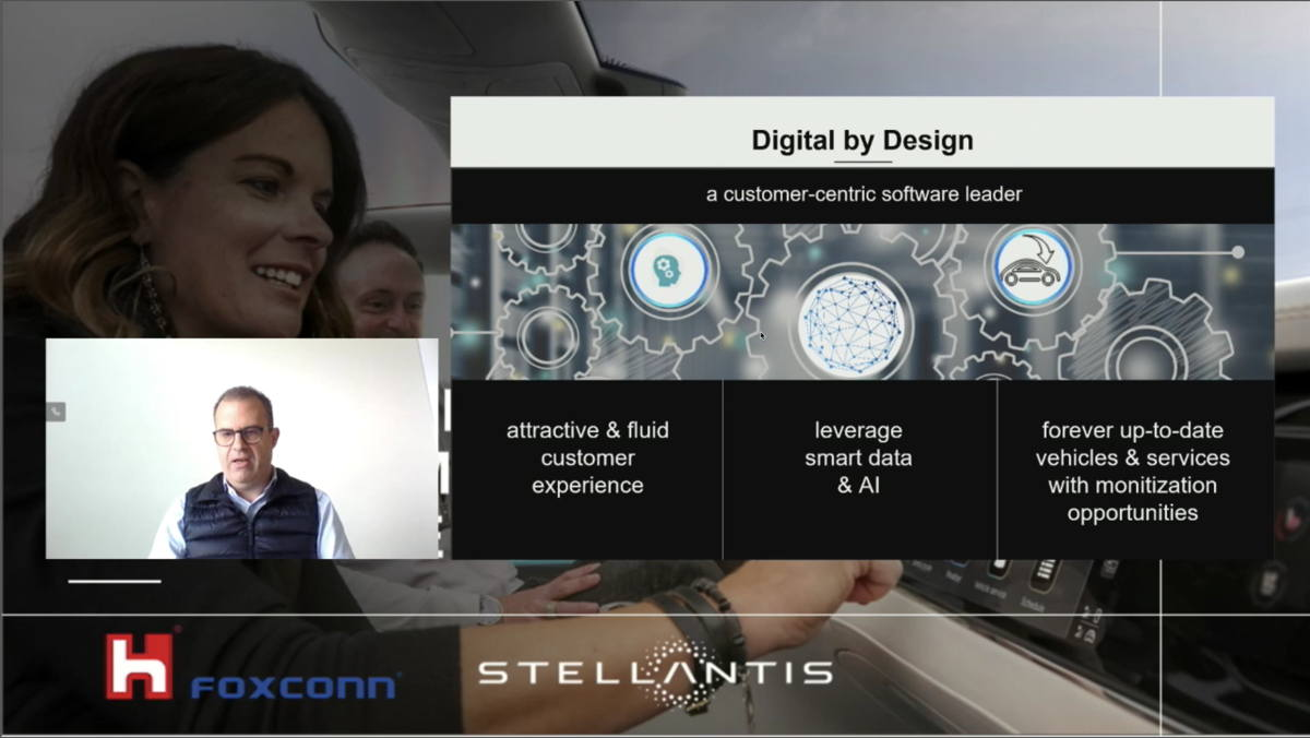 Stellantis - Foxconn Joint Venture